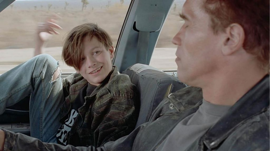 Niño de Terminator 2