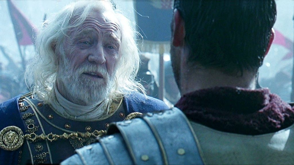 Richard Harris en Gladiator