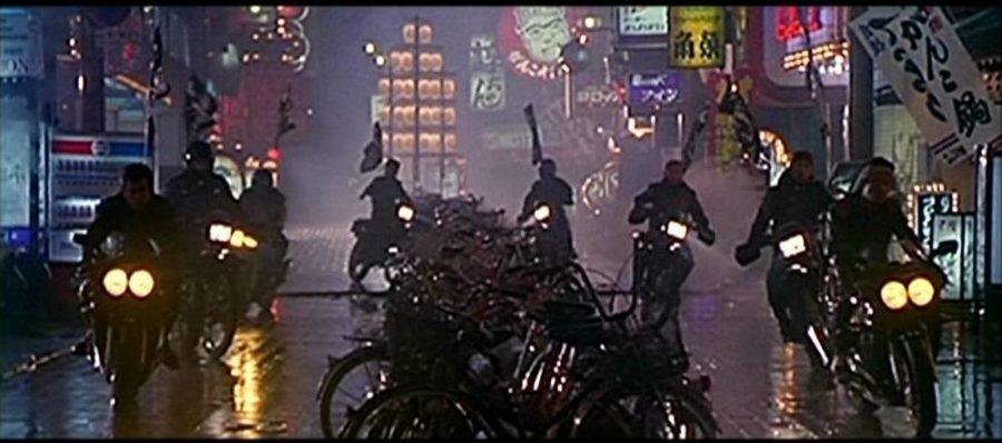 Lluvia negra de Ridley Scott