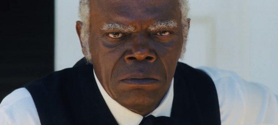 Samuel L. Jackson en Django desencadenado