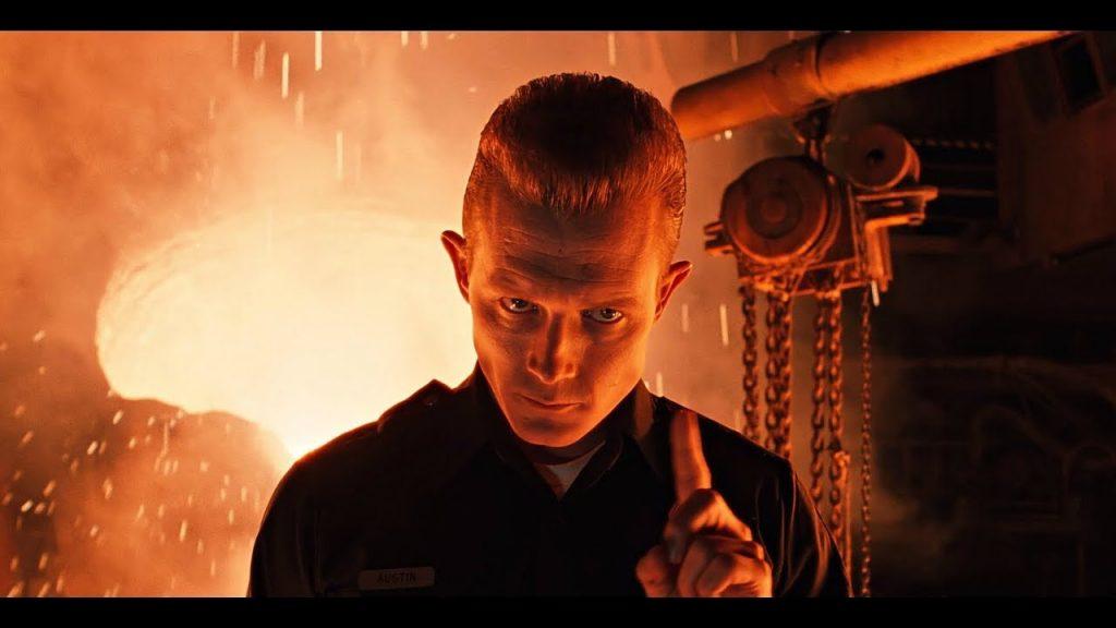 ¿Cómo se llama el malo de Terminator 2?