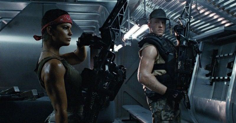 Alien 2 actriz vasquez