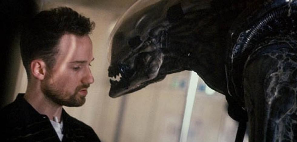 David Fincher en Alien