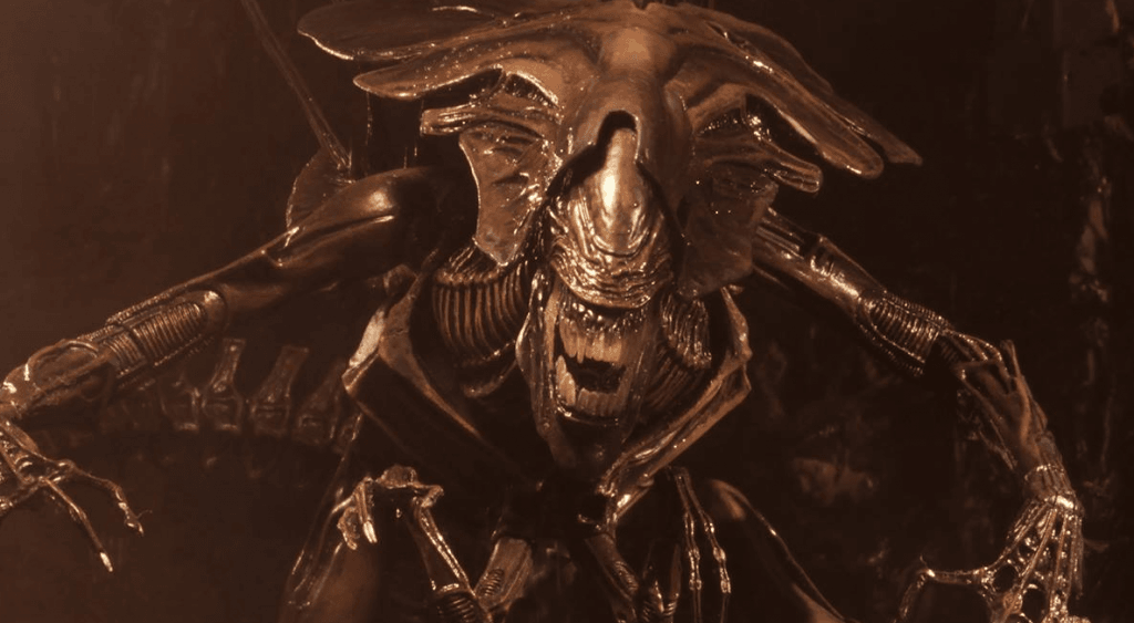 Alien resurrection reina xenomorfo