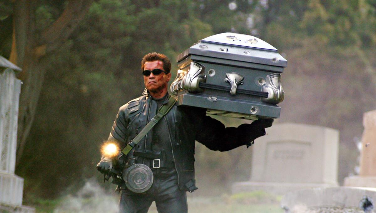 Terminator 3: La rebelión de las máquinas (Crítica)