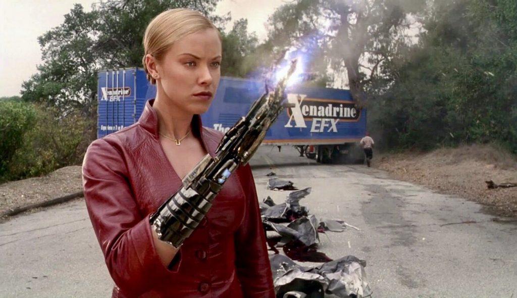 Terminator T-X