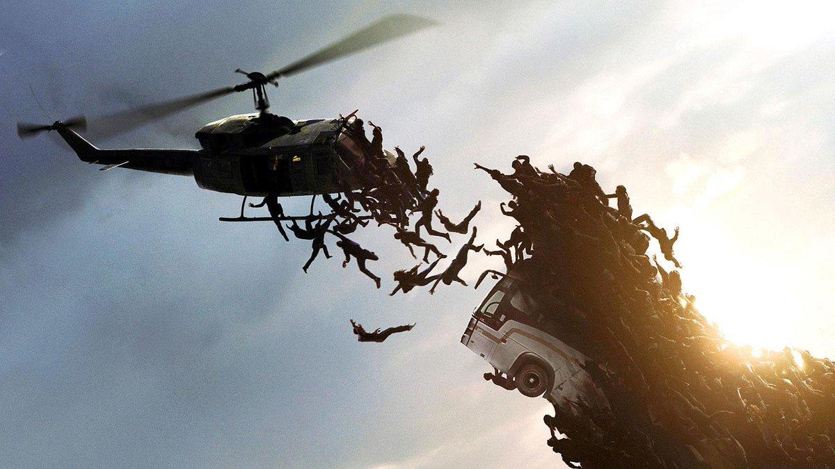 Guerra mundial Z Crítica película y diferencias con el libro