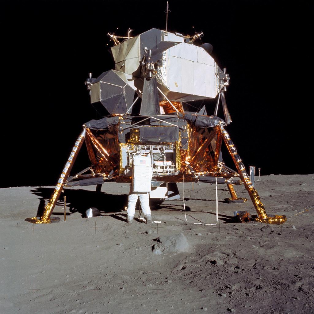 Modulo lunar del Apolo 13