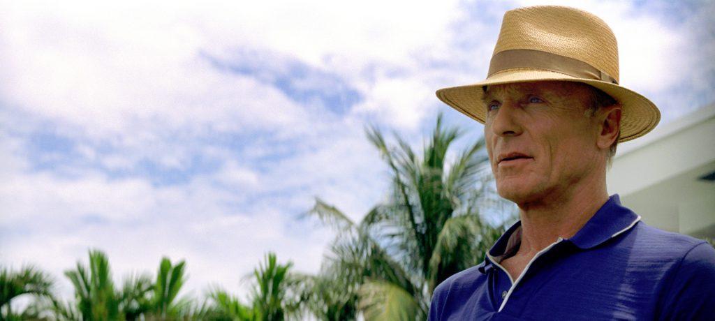 Actor Ed Harris reparto de dolor y dinero