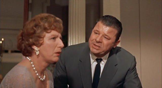Jack Carson y Judith Anderson