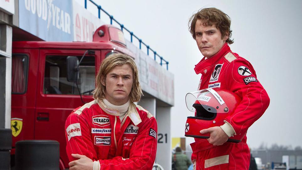 Película Rush sobre F1 análisis