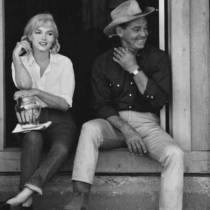 Vidas rebeldes Clark Gable