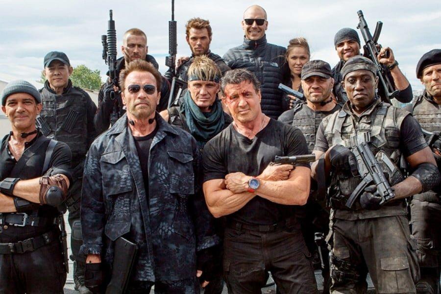 Los mercenarios 3 Critica los indestructibles 3