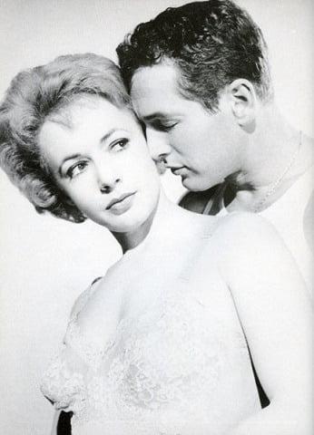 Paul Newman el seductor en el buscavidas