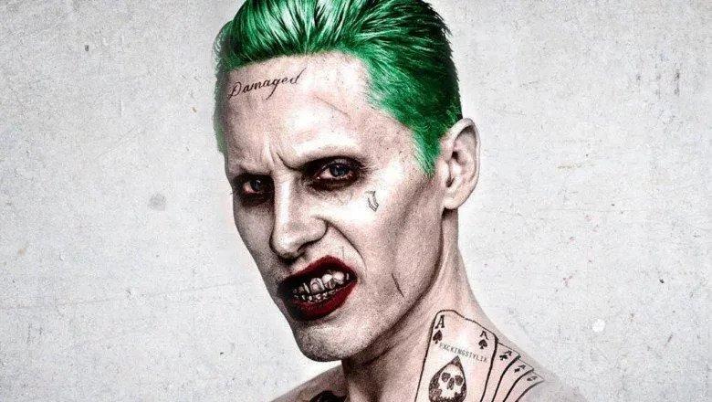 Joker en escuadrón suicida escenas