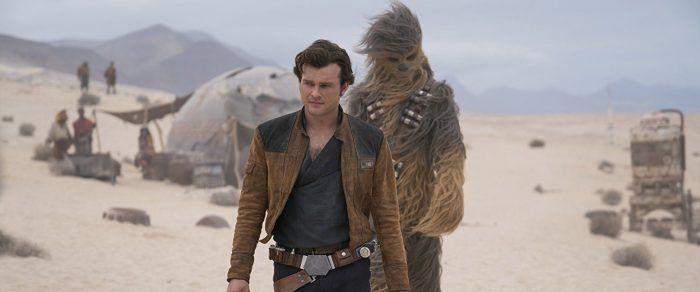 Han Solo: Un fracaso de Disney