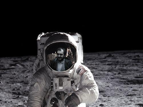 Kubrick y su viaje a la Luna
