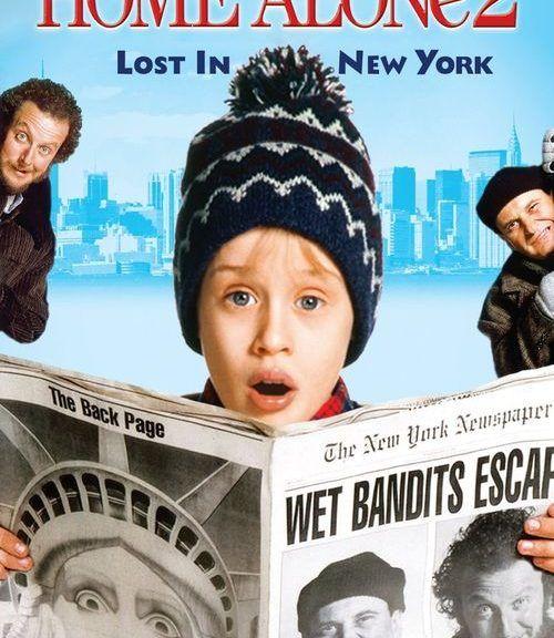 Solo en casa 2: Perdido en Nueva York - Mi pobre angelito