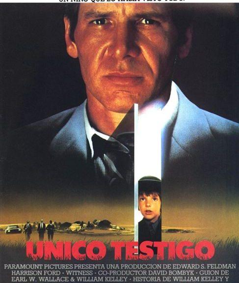 Único testigo – Testigo en peligro (1985)