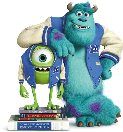 Monstruos University - Monsters University