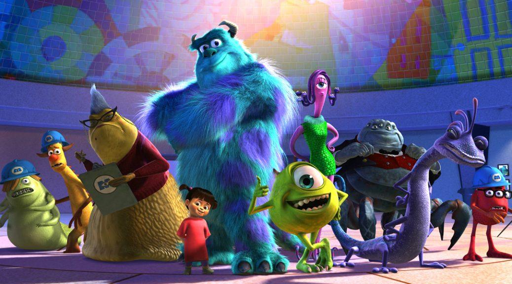 ▷ Monstruos S.A. – Monsters Inc. | Pasión por el cine