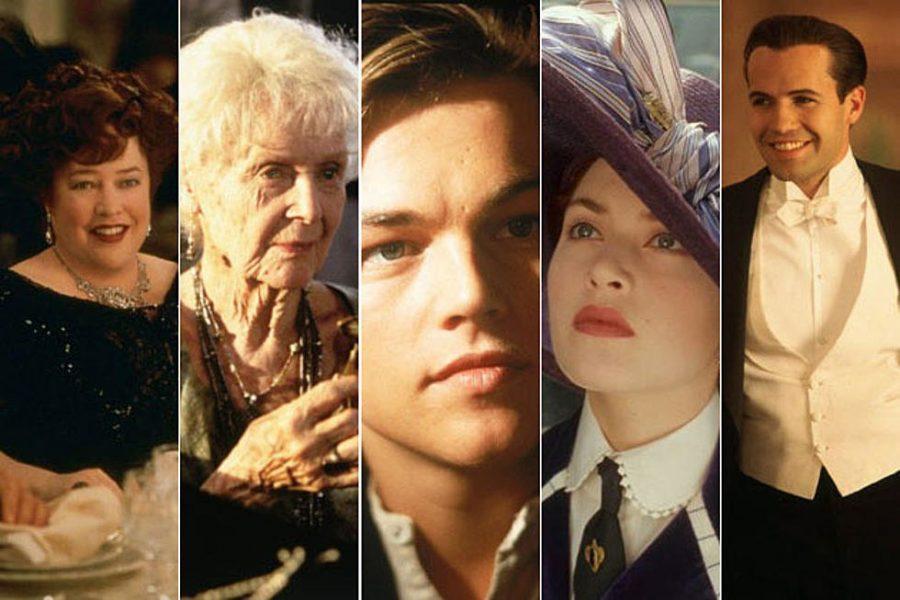 Titanic actores reparto