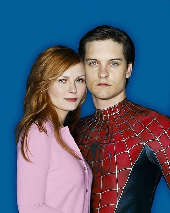 Mary Jane Watson y Peter Parker