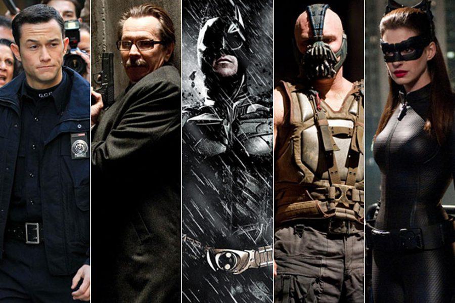 Reparto de Batman El caballero oscuro renace
