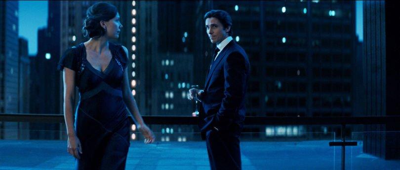 Maggie Gyllenhaal y Christian Bale