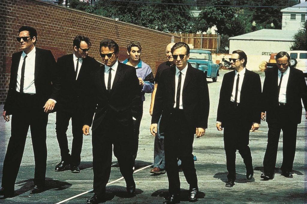 Reservoir Dogs Crítica