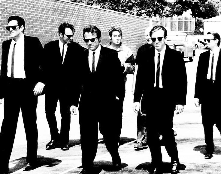 Reservoir Dogs Crítica Perros de la calle