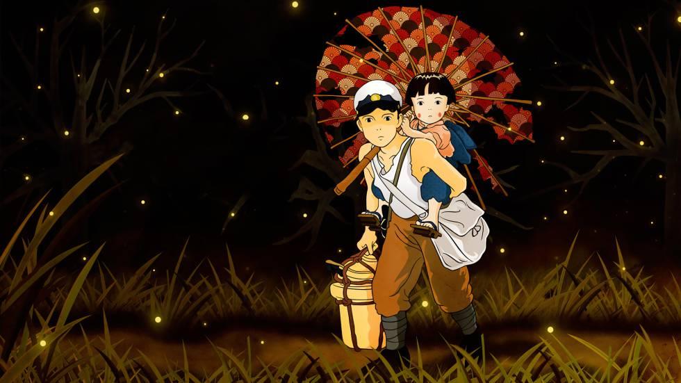 La tumba de las luciérnagas Crítica a la película más triste de Studio Ghibli