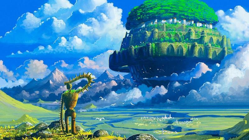 El castillo en el cielo Crítica
