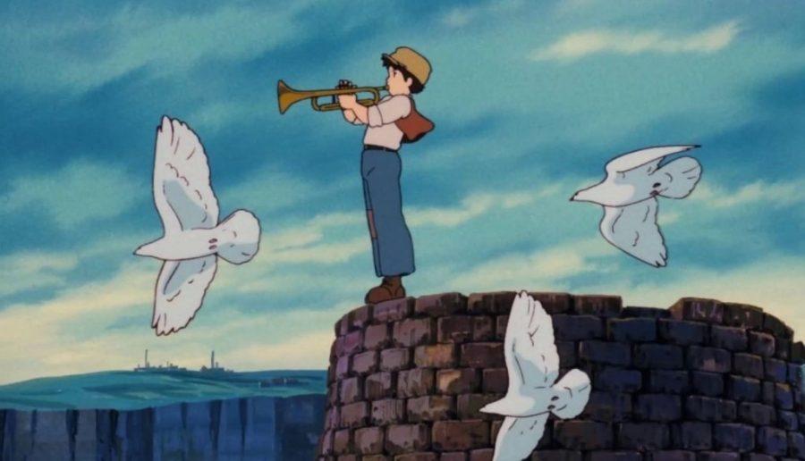Musica El castillo en el cielo