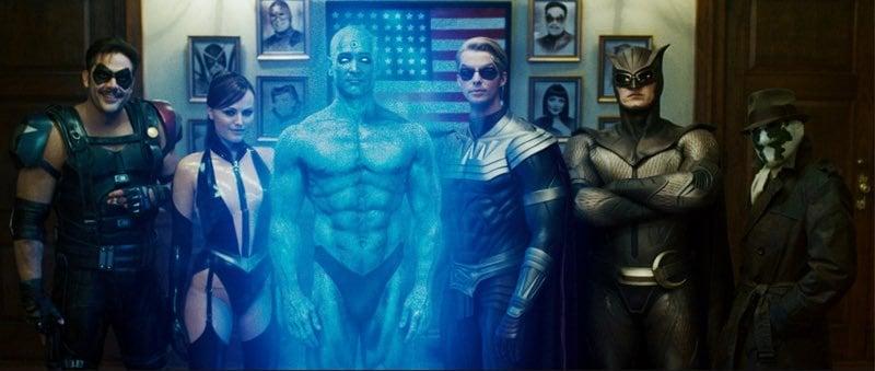 Watchmen Crítica película 2009 opiniones