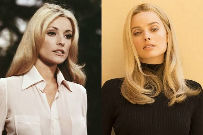 Margot Robbie (Sharon Tate)