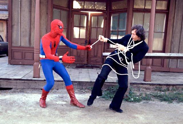 Cronología Spiderman películas