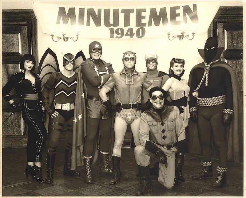 Vigilantes: Watchmen película