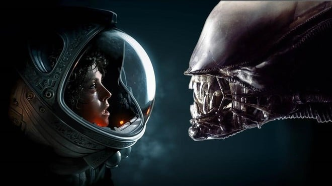 Alien y la actriz Sigourney Weaver explicación Ripley