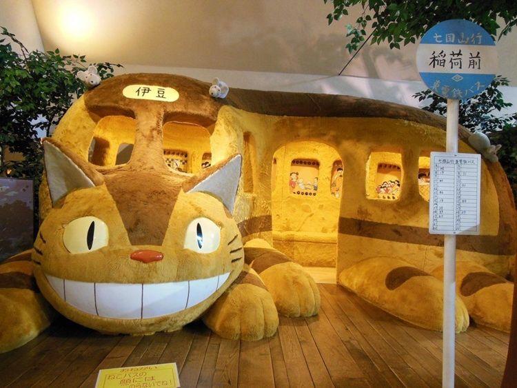 Películas Studio Ghibli y su museo