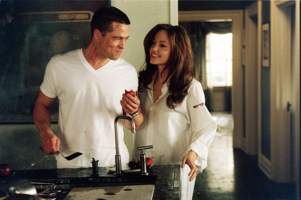 Señor y señora Smith (Crítica)