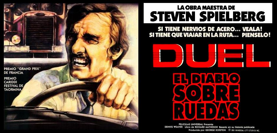 El diablo sobre ruedas Crítica a la primera película de Spielberg