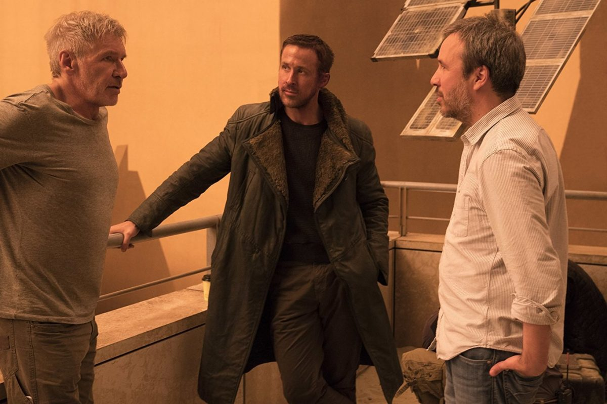 Denis Villeneuve Harrison Ford Ryan Gosling