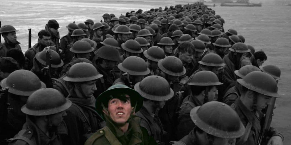 Dunkerque película de Christopher Nolan