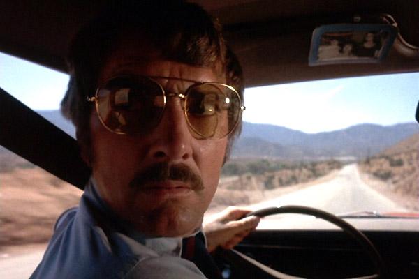Dennis Weaver actor de Duel reto a la muerte