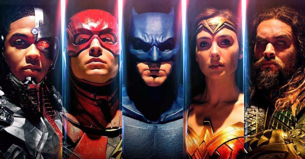 Actores de la película liga de la justicia