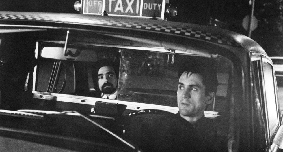 Robert de Niro película del taxi