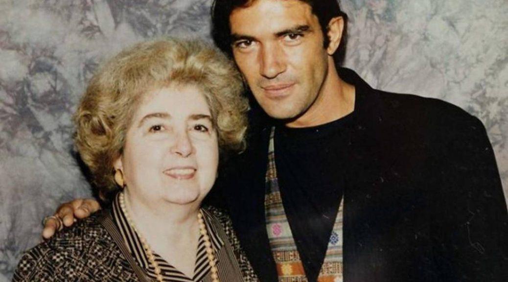 Antonio Bandera junto a Maria Snoeys-Lagler