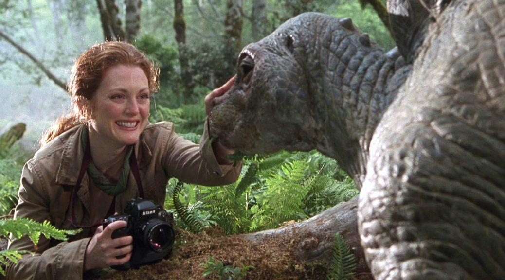 El mundo perdido: Jurassic Park 2 Crítica a Parque Jurásico II