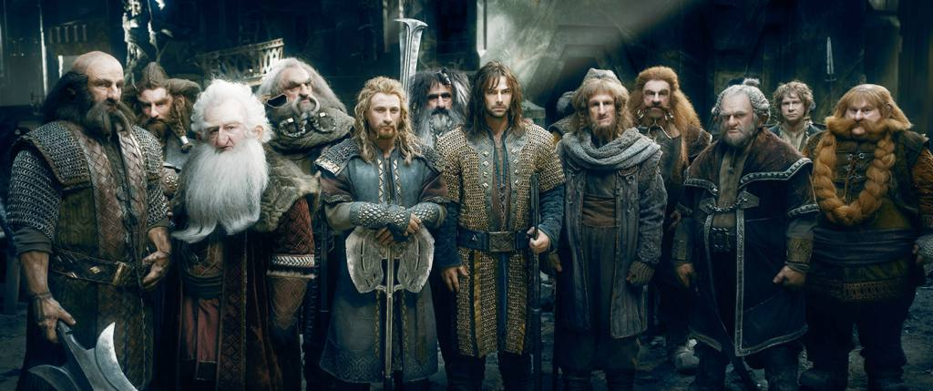 Nombres de los enanos de el hobbit
